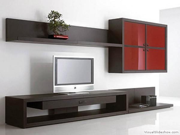 Muebles de tablaroca para tv - Muebles modernos para televisores ...