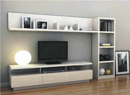 Centro De Entretenimiento Muebles Para Tv Fabricamos - Los Teques ...